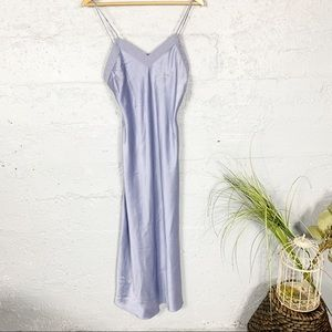 Silk Lingerie Slip Dress Nordstrom